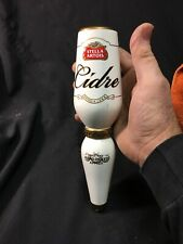 Stella Artois Cidre Beer Tap Handle tapper Kegerator Bar Vintage Tapper