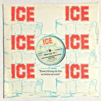 "COACHOUSE RHYTHM SECTION Nobody's Got Time / Time Warp 1977 12"" RARE Eddy Grant"