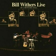 Bill Withers Live at Carnegie Hall 180gm Vinyl 2 LP
