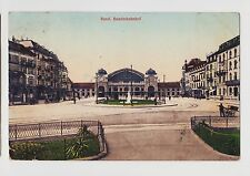Basel,Switzerland,Bundesbahnhof,Canton Basel-Stadt,Used,Basel,1909