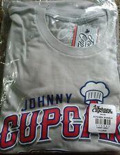 Angels Halos Johnny Cupcakes Shirt XL Kitchen Angels Anehiem Sports Baseball MLB