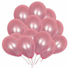 100pcs Pearl Pink Ballons Party Wedding Decoration Latex Balloons 10 Inches