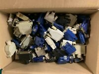 Elektroschrott Stecker Gold pins PC Stecker Rohstoffgewinnung ca.7,5 kg M-2576