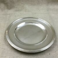 Christofle Serving Tray Plate Platter Antique French Silver Plated Presentation