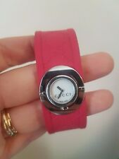 Gucci reloj original Twirl orologio montre watch precioso regalo en caja watch