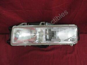 NOS OEM Mitsubishi Mirage, Dodge Colt Head Lamp Light 1989 - 92 Left MB597687