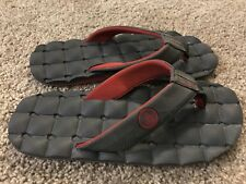 Volcom Recliner Boys Sandals Size 3Y
