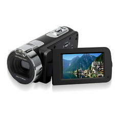 1080p HD LCD Digital Video Camera DV Camcorder Anti-shaking Recorder 16x Cam