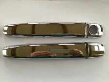 MERCEDES SLK CHROME DOOR HANDLE TRIM , 96 - 04 .