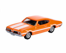 1:87 HO Scale Oldsmobile 442 Coupe - Schüco Diecast Model 261178