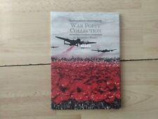 WAR POPPY COLLECTION : Folder & 1 gold coin only. Jaqueline Hurley 2016