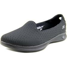Skechers Flat (0 to 1/2 in.) Heel Canvas Shoes for Women