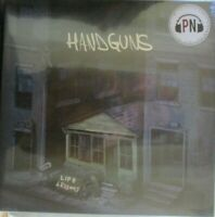 HANDGUNS ~ Life Lessons ~ VINYL LP LIMITED COLOR VINYL - USA PRESS - SEALED