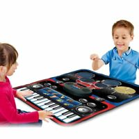 Dance Mixer Electronic Playmate  Touch Sensitive Design with Back best gift