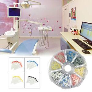 200X Dental Fiber Post 1.0 1.2 1.4 1.6mm Posts Glass Quartz Teeth Restorative X