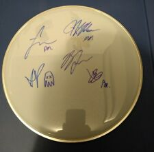 PRETTYMUCH SIGNED drum head COA autograph drumhead Boy Band Pretty Much