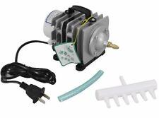 sunsun ACO-001 air pump aquarium marine plant fresh tank 20w high air output NIB