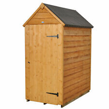 Forest 3x5 Windowless Dip Treated Apex Garden Tool Store Shed