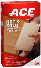 ACE Hot and Cold Compress Reusable 1 Each (Pack of 2)