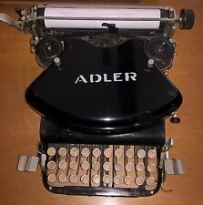 ADLER MOD.7 MACCHINA A SCRITTURA RADIALE 1912 OLD & RARE TYPEWRITER NO OLIVETTI