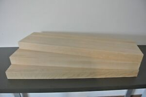 oak stair treads and risers, untreated