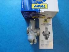 GENUINE AMAL MK1 CARBURETTER 930 LEFT HAND 30MM  BSA A65 TRIUMPH TR6 T120 T140V