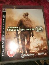 Call of Duty Modern Warfare 2 juego Sony PlayStation 3 PS3