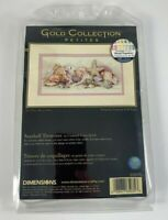 Dimensions Gold Petite Cross Stitch Kit - Seashell Treasures - 65035 NO NEEDLE
