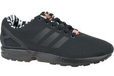 Adidas ZX Flux EG8776 Original Negro Zapatillas Entrenadores