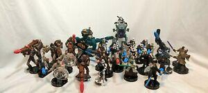 Star Wars ATTACKTIX Republic LOT 32 figures 2 vehicles
