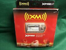 Audiovox XMCK10 For XM Car Satellite Radio Receiver Kit NEW SEALED