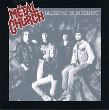 Metal Church - Blessing in Disguise [New CD]