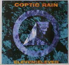 Coptic Rain - Eleven Eleven - 1995 Dynamica Industrial NEW CD