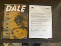 Dale Earnhardt Limited Edition Tin 6 Disc DVD Box Set Narrated by Paul Newman