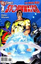 STORMWATCH #0,1,2,3,4,5,6,7,8,9,10,11,12,13,14,15,16,17,18,19,20,21-30 (NEW 52)!