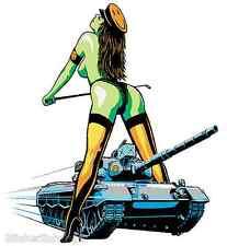 Tank Girl Sticker Decal Poster Artist Marco Almera MA11