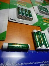 56x AAA 1.5V Alkaline Batteries High Capacity Longest Lasting Powerful Battery