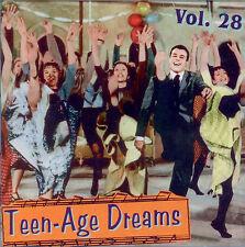 Surtout-teen-age Dreams vol.28 popcorn & teenage CD