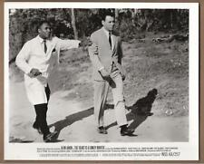 """Arkin, Percy Rodriguez in """"The Heart is a Lonely Hunter"""" Vintage Movie Still"""