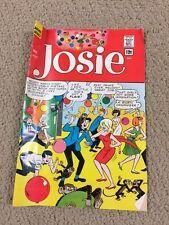 JOSIE #17 (DEC. 1965) PRE-PUSSYCATS ARCHIE COMICS SILVER-AGE 1965 ORIGINAL P13