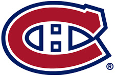 """Montréal Canadiens NHL Die Cut Logo Sticker Decal 3"""" Official Licensed Product"""