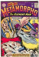 Brave And The Bold 57 DC 1965 VG 1st Metamorpho Origin