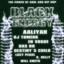 Black Energy-The Power of Soul and Hip Hop (2000) Aaliyah, Anastacia, D.. [2 CD]