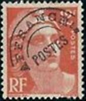 """FRANCE PREOBLITERE TIMBRE STAMP N° 103A """" TYPE MARIANNE 12F ROUGE """" NEUF xx TTB"""