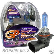 GP Thunder 9012 HIR2 8500K Plasma White Light Bulbs HeadLamp Chrysler Fiat Dodge