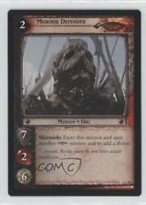 2003 The Lord of the Rings TCG: Return King #7C285 Mordor Defender Card 0q0