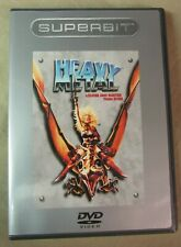Heavy Metal (Superbit Collection), Very Good DVD, FREE SHIPPING!!