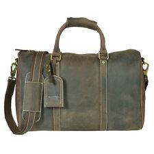 Kazami Vintage Genuine Leather Gym/HoldAll/Laptop Bag RRP £195.00