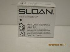 Genuine Sloan Water Closet Flushometer Repair Kit, A-1038-A Free Shipping-Nib!