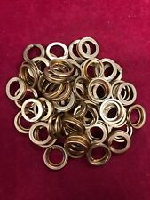 Set of 10 Oil Drain Plug Crush Washer Gaskets Fits Nissan 11026-01M02 FREE SHIP